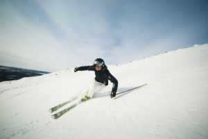 Levi-downhill-ski-center-Taxari-Travel-Lapland