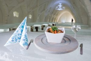 Snow-restaurant-Snowcastle-Kemi-Taxari-Travel-Lapland-34