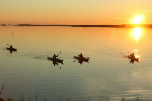 SeaLapland-canoe-tour-Taxari-Travel-Lapland