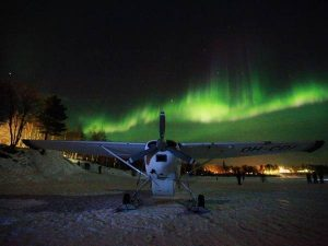 Aurora-flight-Rovaniemi-Taxari-Travel-Lapland-03