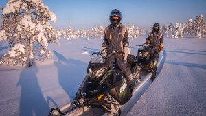 Snowmobile-safari-RVN-Taxari-Travel-Lapland