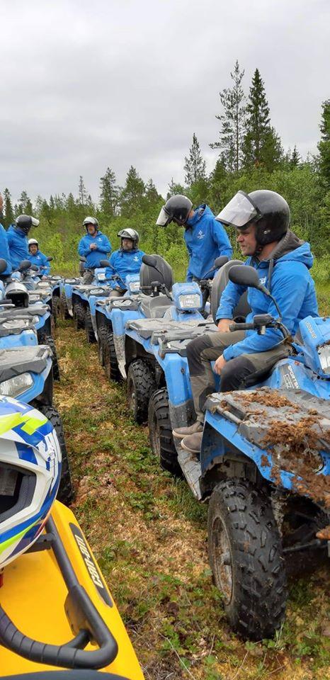 ATV-safari-Lapland