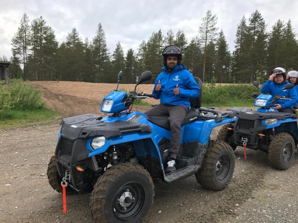 ATV safari - Taxari